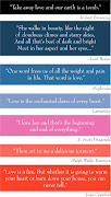 A few quotes on Love