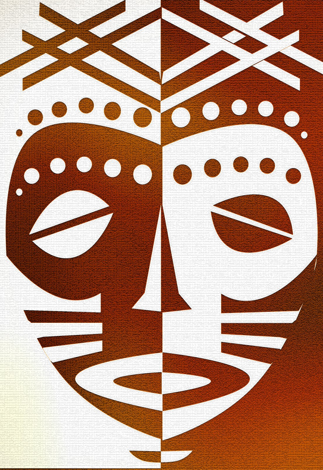 From Our Palette: Mask (Theme # 86, Picture # 22)