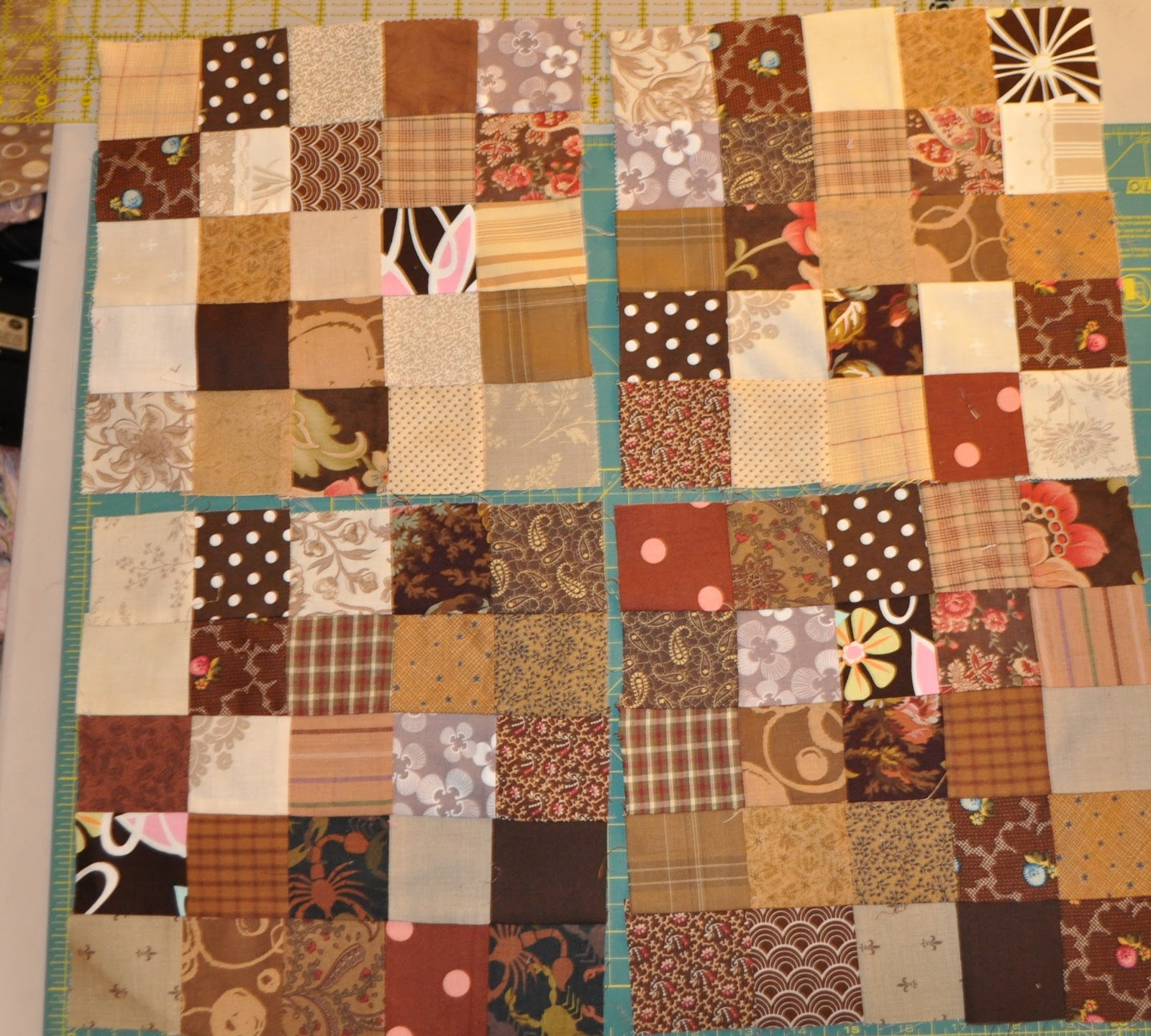 Richard and Tanya Quilts: WIP Wednesday #4