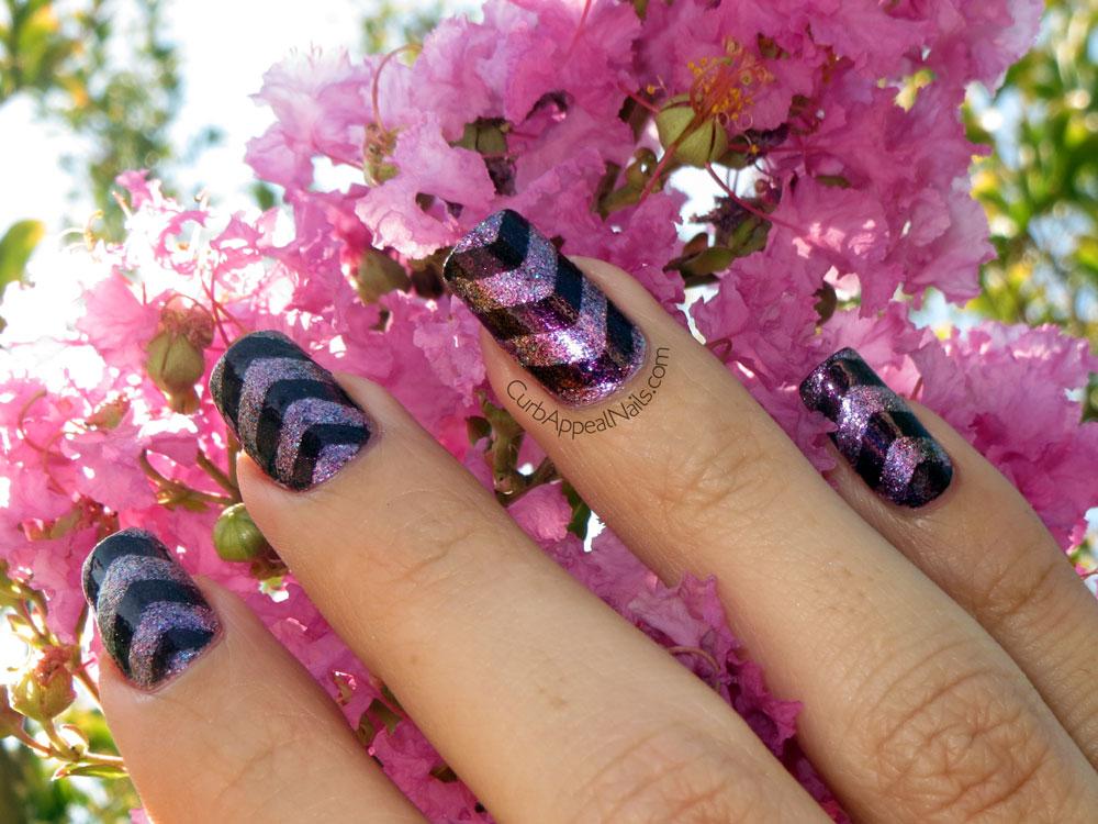 Curb Appeal Nails | Nail Art + Polish Blog: August 2014