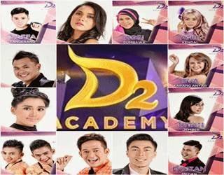 Semua lagu dari peserta D'Academy 2 babak wildcard lengkap