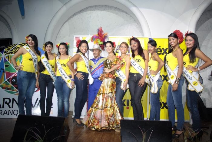 Reina de Reinas del Carnaval de Barranquilla 2014