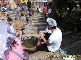ChiangMai Tour with Local Tour guide service to Sandy on30DEC2013
