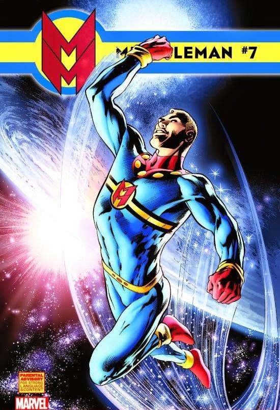 Miracleman # 6 7 - Alan Moore Alan Davis