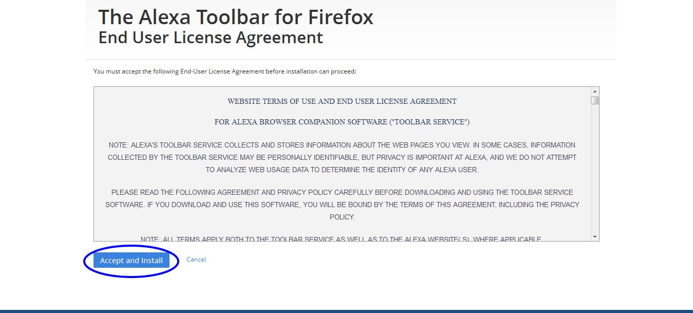 Cara memasang Alexa toolbar terbaru 2014