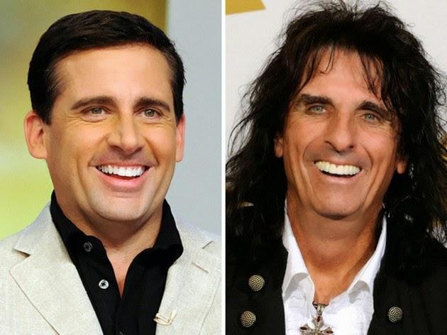 famous doppelgangers
