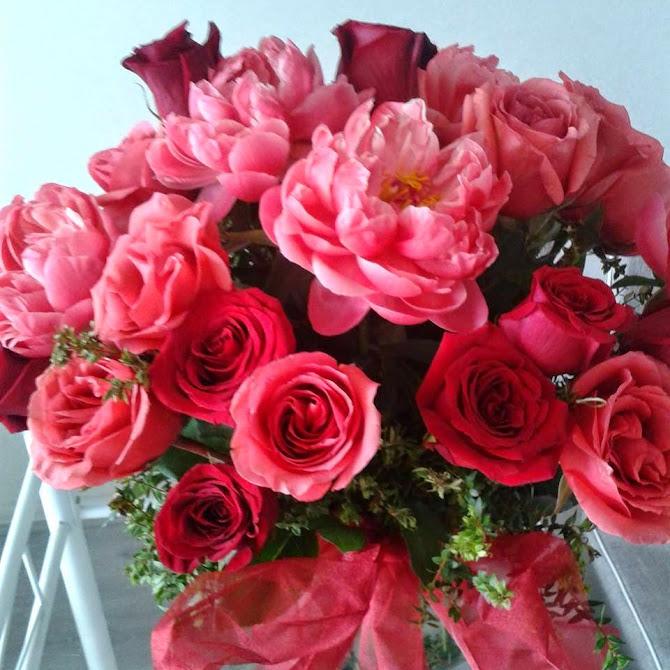 Rosas & Peonias