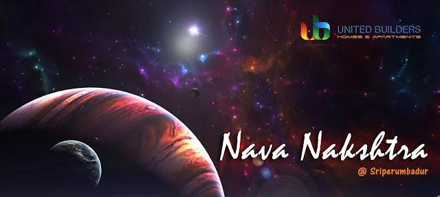 Nava Nakshtra @ Sriperumbudur, Chennai.