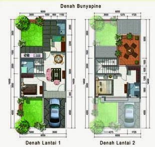 SKETSA DESAIN RUMAH MINIMALIS 2014 Model Rumah Minimalis