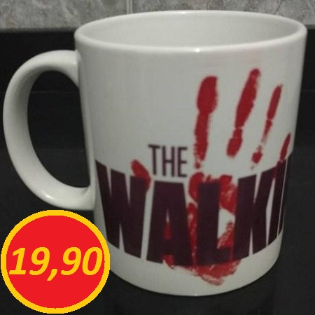 "Caneca ""The Walking Dead"""
