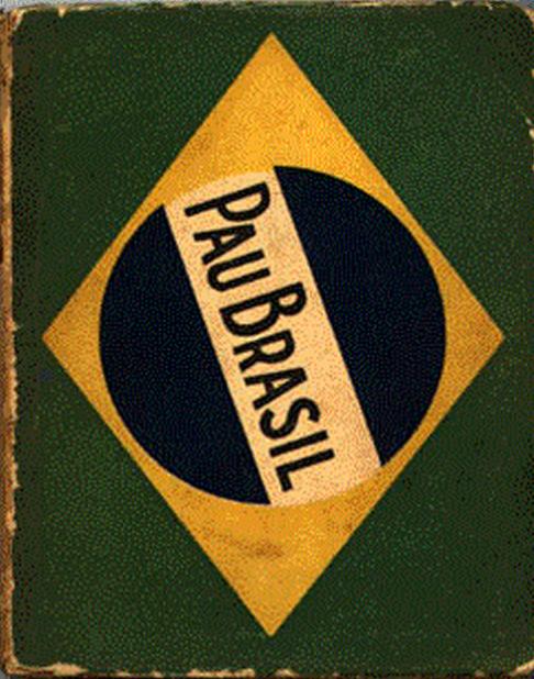 Pau-Brasil. Oswald de Andrade, 1924.