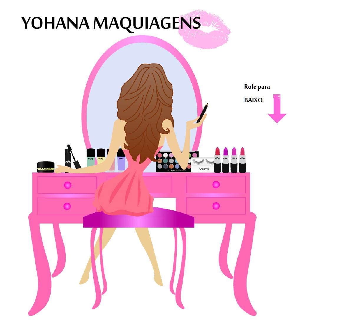 Yohana maquiagens