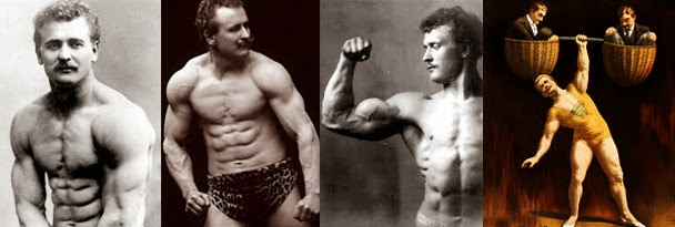 STRENGTH FIGHTER™: Eugen Sandow invented Bodybuilding