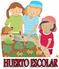 HUERTO ESCOLAR - 2015-2016