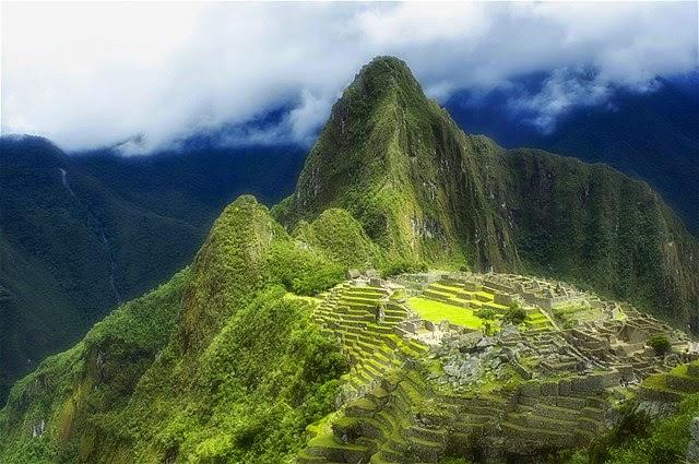Harga tiket berkunjung ke Machu Picchu PERU