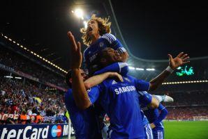 Chelsea Champions League Champion!