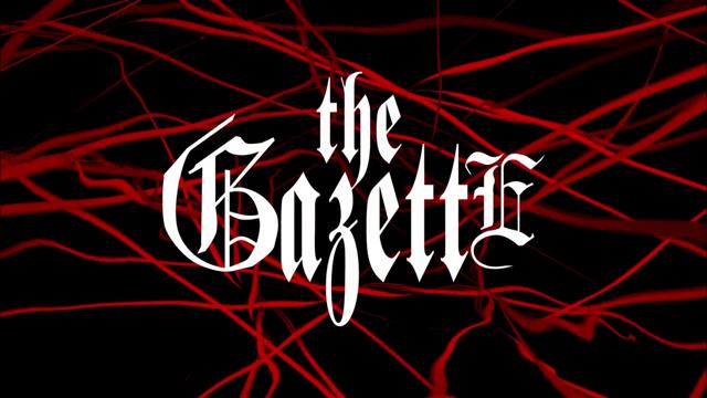 The GazettE [ガゼット Gazetto] The-gazette-logo