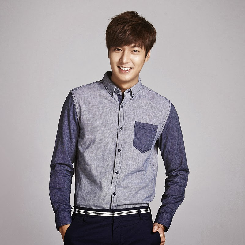 The Imaginary World Of Monika: Lee Min Ho For Semir Summer