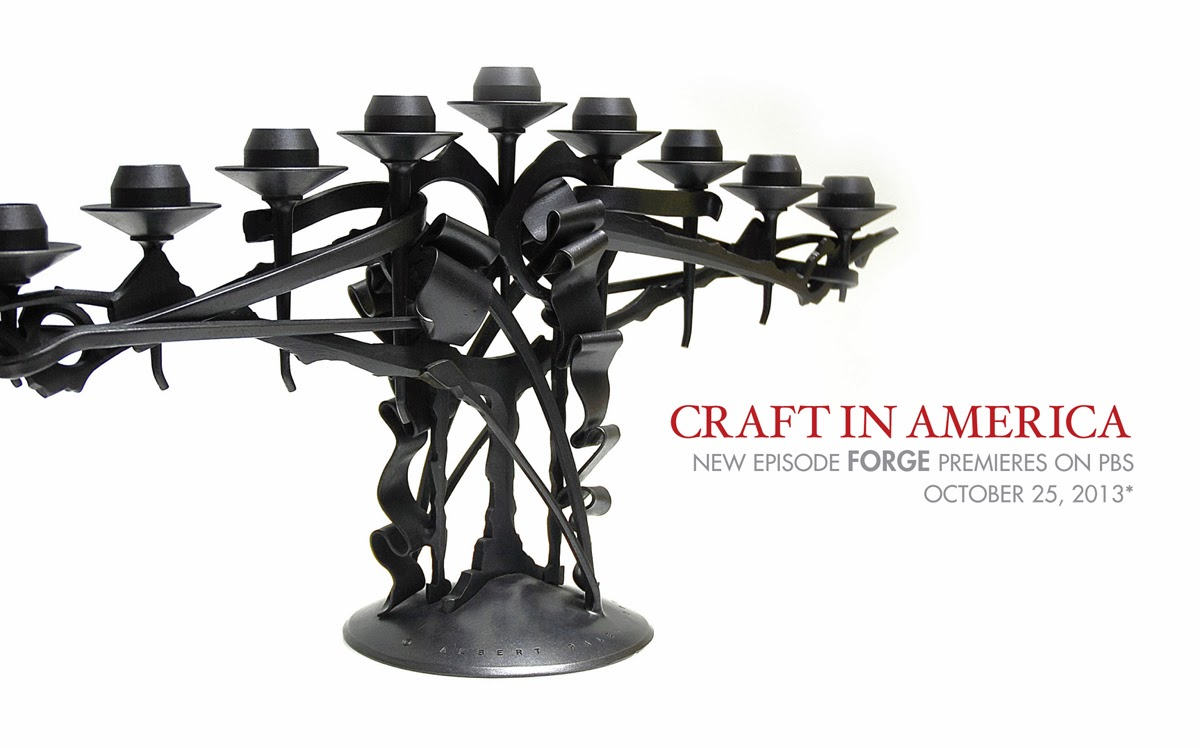 See learn craft goodbye eudorah hello forge for Craft in america forge