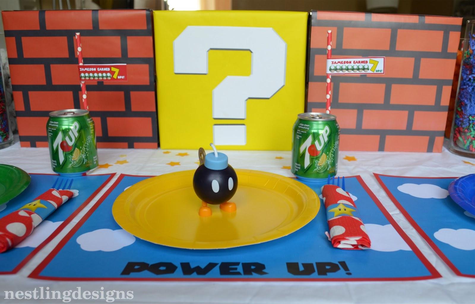 Mario Bros Decorations Ideas. Mario Bros Decorations Photolex Net ...