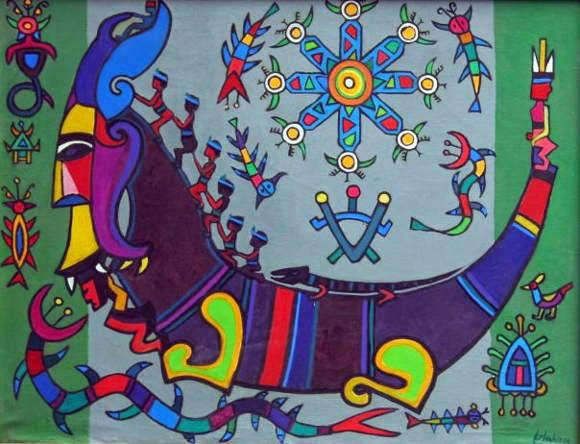 Lukisan Batara Lubis