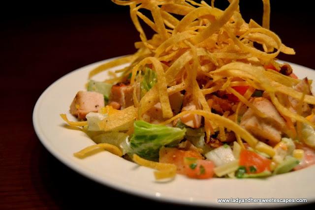 Haystack Chicken Salad