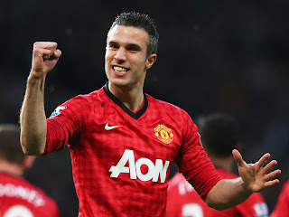 van persie manchester united 2012/13