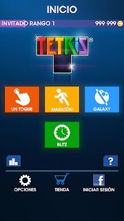 Tetris 1.0.7 [Dinero Ilimitado] [Apk] [Android] [Zippyshare] 1