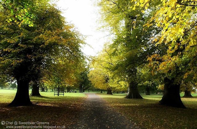 An Autumn Trip to Burghley House (Part I) @ www.sweetbriardreams.blogspot.co.uk
