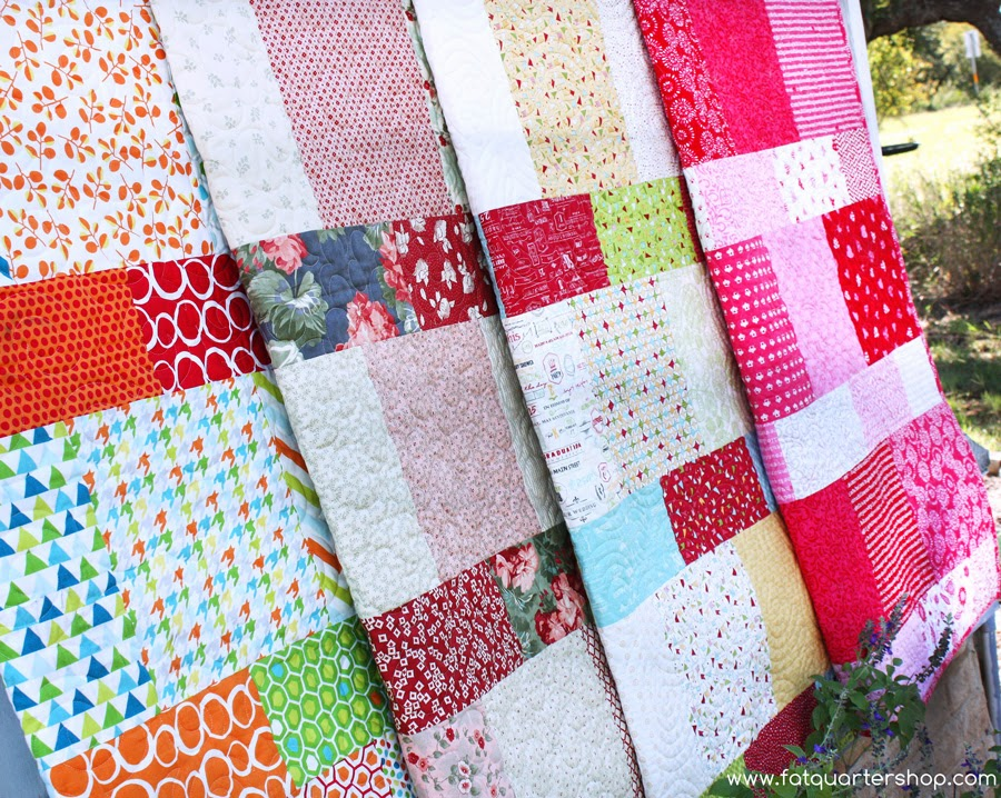 Layer Cake Quilt As You Go : Freckled Whimsy: Layer Cake Lemonade!!