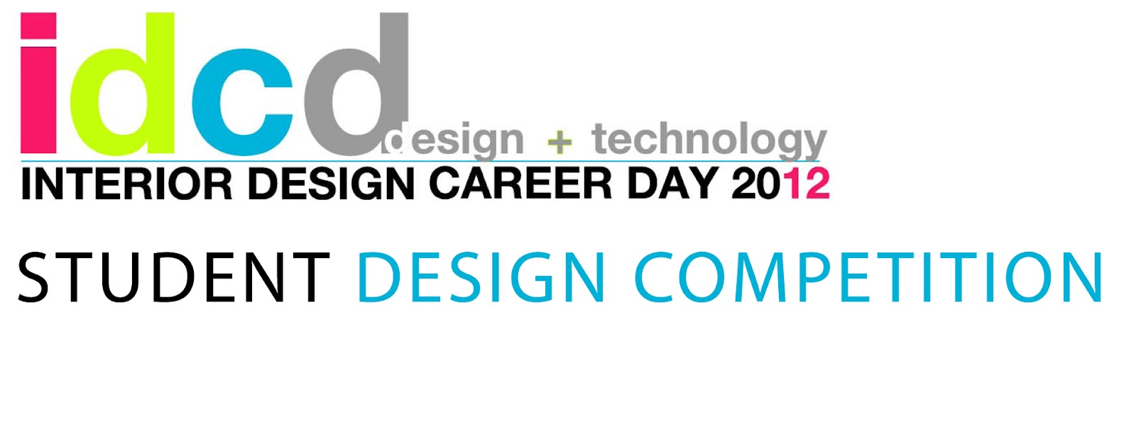Interior Design Career Day Student Competition