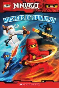 descargar Lego Ninjago: Masters of Spinjitzu – DVDRIP LATINO