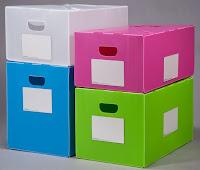 Packaway sizes