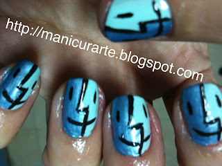 finder logo nails