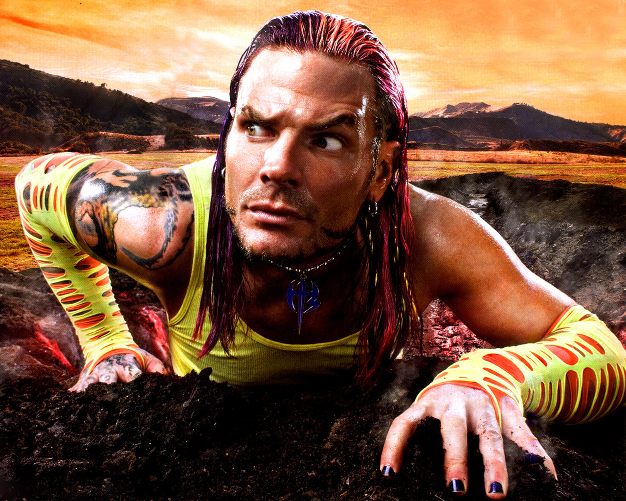 Jeff Hardy Arrested For Alleged DWI Ahead Of Possible