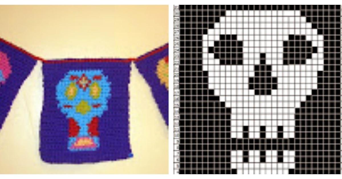 Small Harley Davidson Crochet Graph Pattern Imagessure