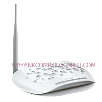 Jual Wireless N 150Mbps Modem Router TP LINK TD-W8951ND