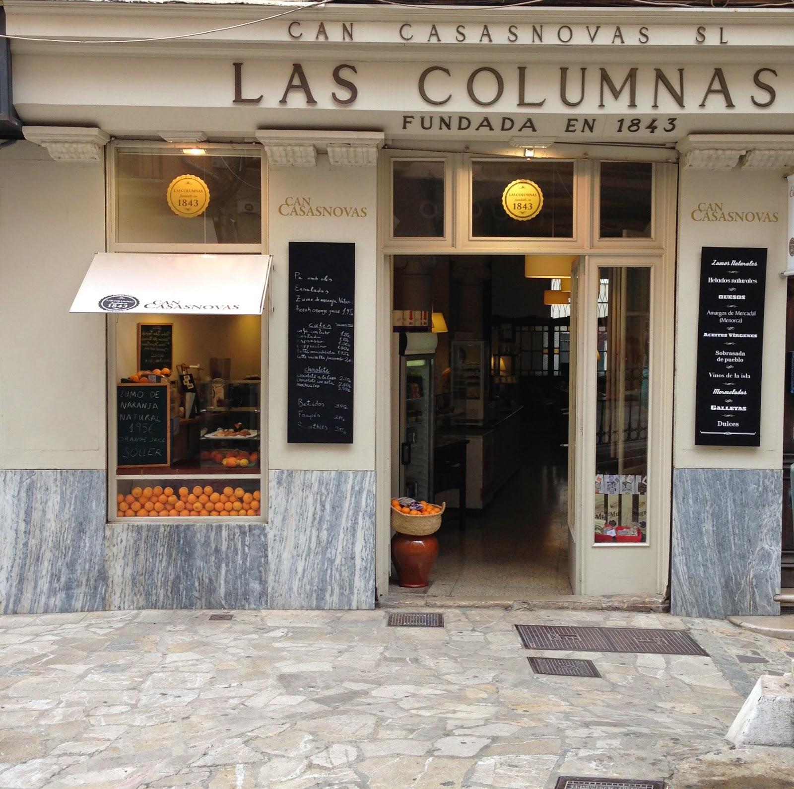 Antichi caffé a Palma