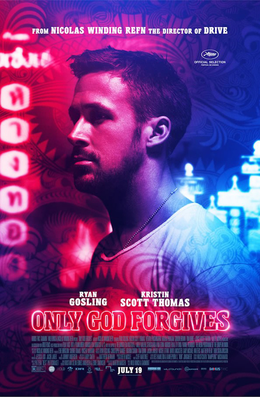 Only God Forgives (2013) Watch Online BRrip 720p