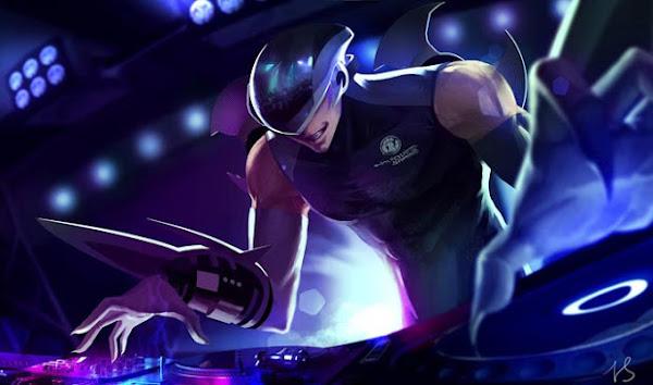 Skin Zed DJ 2
