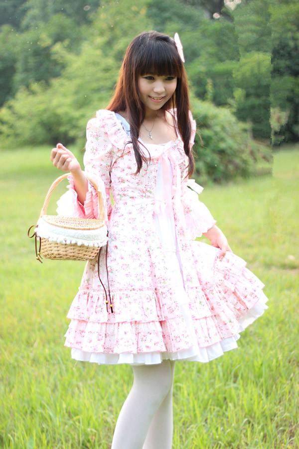 cute fashion clothes lolita