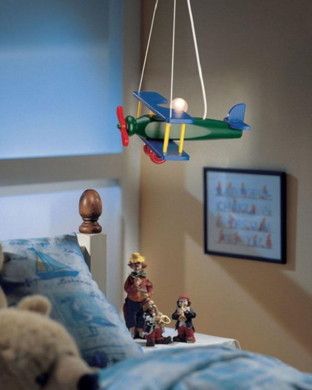 L mparas para dormitorios infantiles - Lamparas para habitaciones infantiles ...