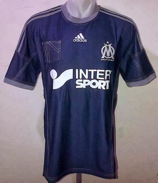 Olympique Marseille Jersey Away