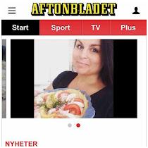 Mitt middagstips på Aftonbladet