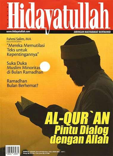 Majalah Hidayatullah Edisi Juni 2015