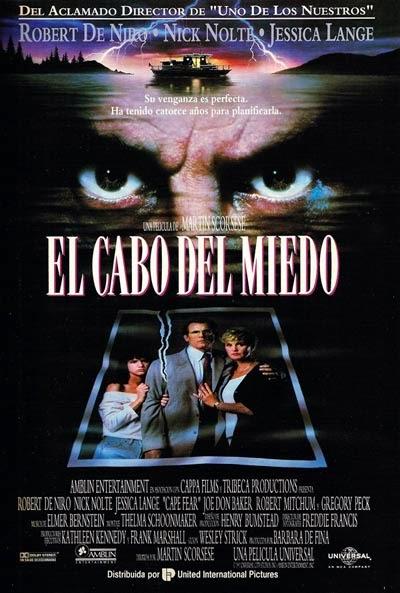 el cabo del miedo 1991