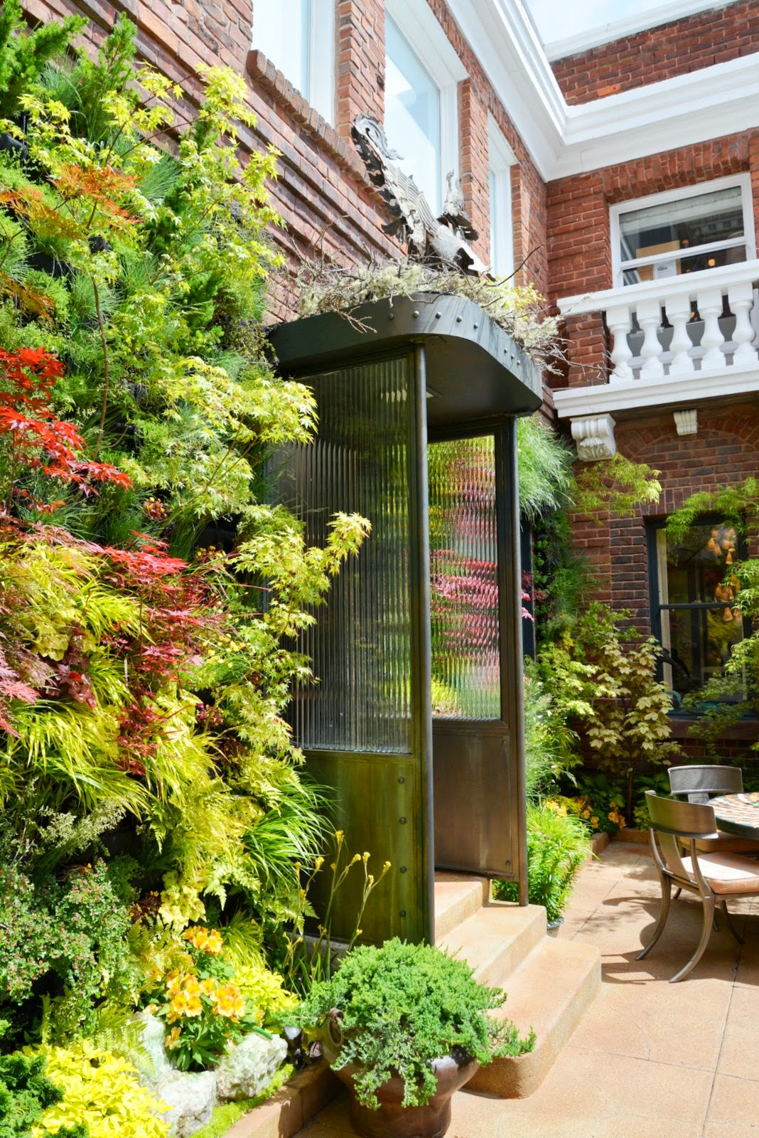 Plants On Walls Vertical Garden Systems San Francisco