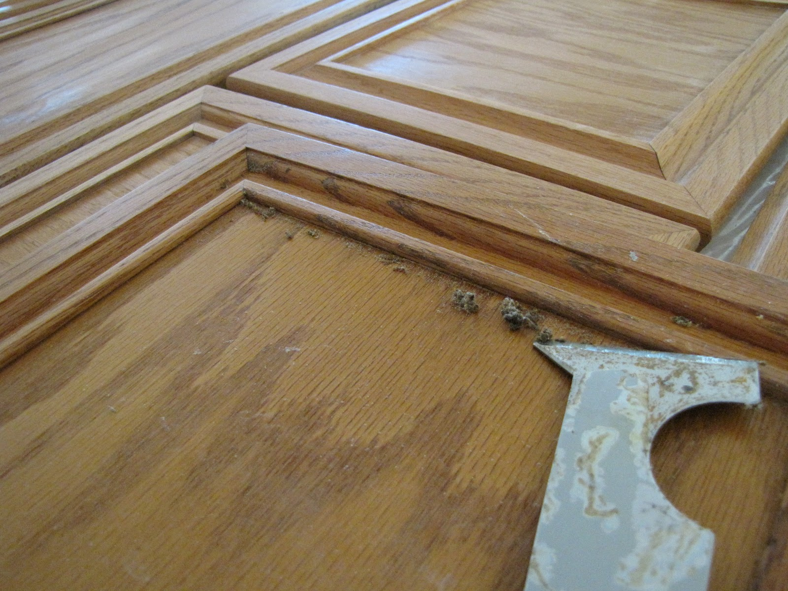 Cleaning Grease From Laminate Cabinets