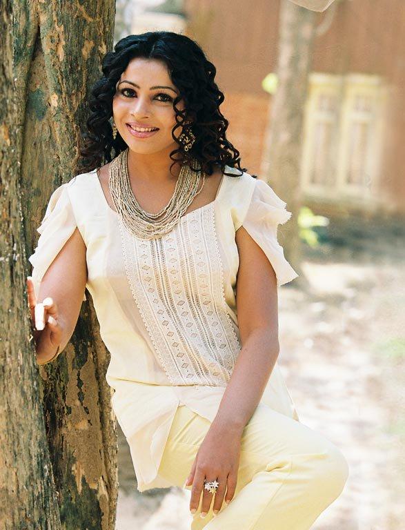 Actress Lankan Sri Kanchana Mendis