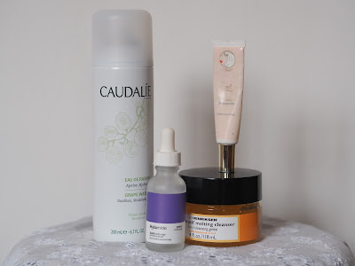 Caudalie Organic Grape Water Deciem Hylamide Anti Age Advanced Serum Lanolips 101 Ointment Ole Henriksen Pure Truth Melting Cleanser 3 in 1 Cleansing Gelee
